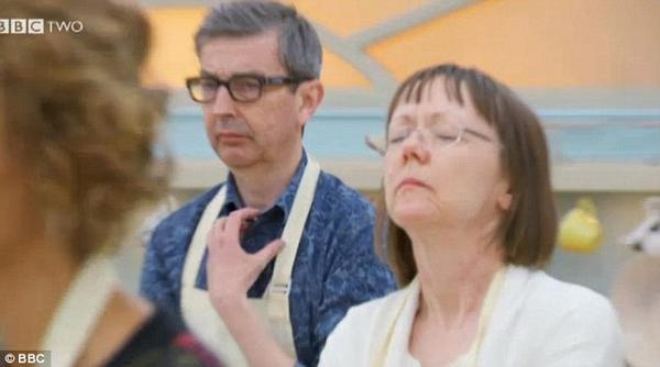This is a bigger scandal than the time that Deborah stole Howard's custard !!! #GBBO http://t.co/LFTyDBvX2C