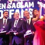Best Turkish Defender Ceremony in Istanbul with @semihkaya_26 and Bekir Irtegun @Fenerbahce https://t.co/6qLSmulxdi