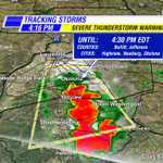 #Louisville (Jefferson Co.) in the clear from this warning... Bullitt Co. remains in the warning until 4:30. -KH http://t.co/WbTAupQYBp