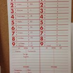 RT @Sgf_Cardinals: Tonights starting lineup includes @Cardinals Yadier Molina and Greg Garcia! Yadi will wear #4 and bat 3rd. http://t.co/0F4i4UnPHq