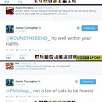 BRILLIANT: Jamie Carragher has won Twitter tonight. http://t.co/sQXgMW24c4