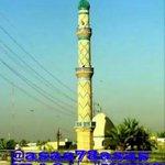 RT @asas78asas: جامع احمد ابن حنبل لاهل السنه في بغداد هذا اليوم #العراق http://t.co/oAkqVVE3ZT