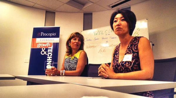Thrilled to represent @blogher at the @RepSpeier round table @wslab #womensucceed http://t.co/gwlI3oxkxs