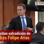 No siguen persecución Corte Suprema de Justicia solicita la extradición de Andrés Felipe Arias http://t.co/drMhevNEkA http://t.co/DS935W8EFW