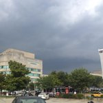 Big storm brewing in downtown #Louisville http://t.co/zrw892dDcp