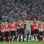 RT @llorentefer19: Felicidades #Athletic por el pase a #Champions. Gran partido y gran ambiente http://t.co/iT6Soypug0