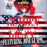 RT @WeAreSavageLife: Jose Guapo at #ReturnOfTheAUC this Friday? Its a wrap ???? we turnt this weekend! #AUC #ATL http://t.co/N1goH9QxYi