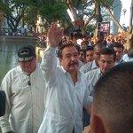 RT @eluniversocom: Llega alcalde de #Guayaquil, Jaime Nebot, a la inauguración del busto a León Febres Cordero http://t.co/UCqClO3viV vía @SGomezEcu13