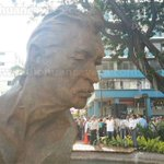 Efigie de León Febres-Cordero fue revelada http://t.co/1FrSeqsxOL