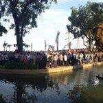 ¡Le damos la bienvenida al Monumento a LFC en el Malecón Simón Bolívar! http://t.co/lJ7RSwq7sk