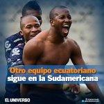 Sufrido empate del #Independiente lo clasifica a siguiente fase de #CopaSudamericana http://t.co/IWeYDlxzMX http://t.co/QgWyLYRsVn