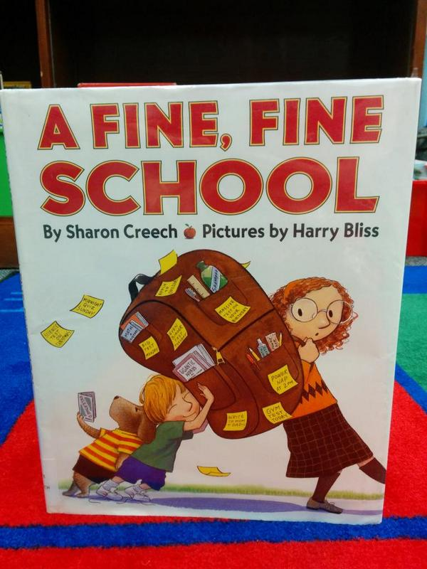 RT @SBPSLib: @ciaobellacreech Kids have been loving this book for our first week of classes - and I love reading it to them! http://t.co/98WaxdKHAq
