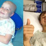 """""""For years he was just my 6-yr-old recipient & I was just his 21-yr-old donor"""" STORY: http://t.co/SA2R6Wxn3M http://t.co/PIHvjQd0qM"""