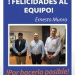RT @PANdelagente: Gracias al equipo @netomunro y @JavierDagnino por apoyarnos a superar la meta ¡Vamos UNIDOS por un #SalarioDigno! http://t.co/Woa9SkdpJq