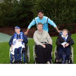 No idea what games the Sun is upto but picture of Diego Costa at Community Day at Cobham after training. #CFC http://t.co/KNH8s8pDIZ