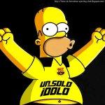 RT @ChristianAndEvy: @Hincha_Amarillo Un solo idolo tiene el Ecuador, aguante mi Barce, hoy nos comemos seco de gallinas....???? http://t.co/oSvfRCCv4u