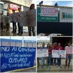 RT @RCTVenlinea: Estudiantes a nivel nacional rechazan las captahuellas. http://t.co/n8RS9ORxjI