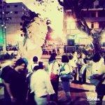 Monumento a LFC fue entregado a la ciudad de Guayaquil. Informe en pocos minutos en @noticierouno @ricuesta http://t.co/UbjE6wwrho