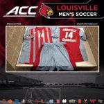 """""""@ULFlyingCard: Special 1st look at new jerseys @UofLmenssoccer! #L1C4 #SoccerVille http://t.co/AfBjOtB9Gl"""" i would Def buy that to wear"""