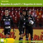 RT @Oledobrasil: Bragantino da capital 0 x 1 Bragantino do interior http://t.co/iS8HGUCWYr