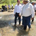 RT @Jorge_MoralesB: Promete @guillermopadres una vez limpia el agua, campaña nacional de marca Rio Sonora #SalvemosalRio http://t.co/t5hfTj4iX1
