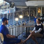 VIDEO: @Royals Greg Holland likely in a swimming pool right now. Seriously!! http://t.co/P1LxbRvUPJ #Royals http://t.co/L0rq7a8FTI