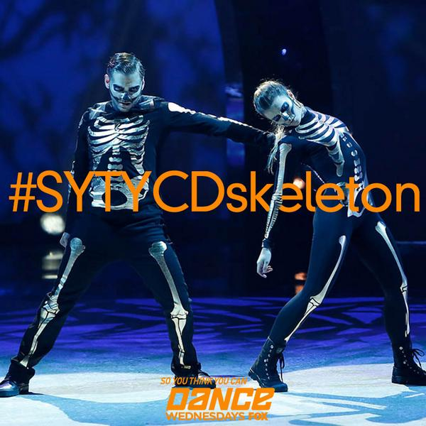 "Retweet if you want to see @sergeonik & @Dance11Carly perform ""Skeleton"" on next week's finale! #SYTYCDskeleton http://t.co/1GNzNynnQo"