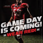 RT @FootballUGA: Spread The Red #CommitToTheG http://t.co/EtCLSsaY94