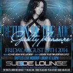 #ReturnOfTheAUC | This Friday | Shuttles Leave Woodruff Library @ 9:30PM | Free Jell-O shots on Bus | 240.645.7440 http://t.co/nniGTncSoe