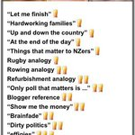RT @toby_etc: Leaders debate drinking game. Soft drink recommended. http://t.co/SH0kZ0WMop