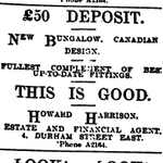 The early days of real estate advertising: THIS IS GOOD. From NZ Herald, 8-2-16. http://t.co/XJGc2tFMDn