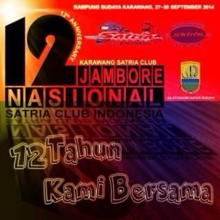Jamnas @sci_indonesia tgl 27-28 September 2014 @ Karawang . See you guys! Cc: @InfoTouring @kopdarpengicau #BravoSCI http://t.co/A4u2haXR1w