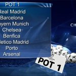 Heres a look at the four pots for the @ChampionsLeague draw on #SSNHQ at 4.30pm today. Who do you want to avoid? http://t.co/0XGhCgFYxl