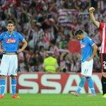 Champions, il Napoli crolla a Bilbao: resta fuori dai gironi Foto http://t.co/7Y5MPATWi5 http://t.co/eiH8Rctuhf