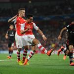 Alexis Sanchez:against Besiktas: Shots: 5 Goals: 1 Dribbles:4 Key passes: 2 #afc http://t.co/tUQB5bCOMN