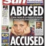 RT @TheSunNewspaper: Victim who fell prey to Asian sex gangs in Rotherham waives her anonymity to tell of her hell: http://t.co/5tcr5WfBJ8 http://t.co/SuPirZviAH