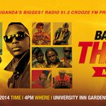 2Days to the Concert of the Year in Western Uganda #BattleOfTheBig/Mbra/MUSTBash powered by @mtnug http://t.co/hiq7CiDZRD