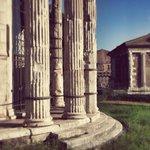 Semplicemente...#Roma stamattina. Che altro aggiungere? http://t.co/EZw0YlULWR