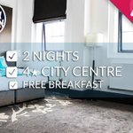 RT & Follow to #WIN a stay in this Manchester hotel: http://t.co/h4AY15GSx2 #FreeStayFriday #Competition. Winner @ 4 http://t.co/ElkbEXJEwX