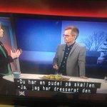 RT @NgtInomBjorn: Morgondebatt på #trasigtv del 1 http://t.co/7Q745Yzv4a