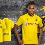 Ecco la nuova maglia Champions League del #BVB http://t.co/g469QBRwxn