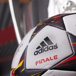We proudly present the @adidasfootball #UCL Finale 14, a match ball that's ready to make history! #UCLdraw http://t.co/981HXFoXzW