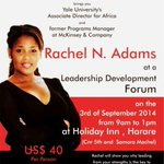Consolidate your Leadership Skills @263Chat @Techzim @tchingonzoh @SirNige @CarlJoshuaNcube @263Africa @Napstar897 http://t.co/j1SzXCHZDg