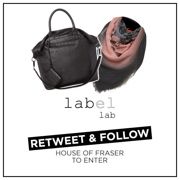 Want to win this gorgeous Label Lab Handbag & Scarf?! Retweet & follow to enter #labellablover http://t.co/7p5R25Y9s7 http://t.co/6FaFLMv2v2