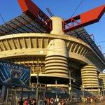 Quasi fatta per la finale di #Champions #League 2016 stadio di San Siro #Milano . #Milan Final Liga de Campeones http://t.co/X9RyoBTbjm