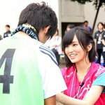RT @cinematoday: [エンタメ]NMB48山本彩が部活マネージャーに初挑戦!タオル手渡しに高校生歓喜! http://t.co/fS9ZftvllI http://t.co/zsmiyrSnhy