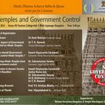 "RT @Jijnasa_: #Jijnasa in collaboration with HDAS brings you a seminar on ""Hindu Temples and Govt Control"". Sept 6, Bangalore.3 PM http://t.co/BCJ18TUwdg"