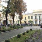 RT @Praporec: Харьков, военкомат Ленинского и Октябрьского районов now. В каждом городе должно быть не меньше. http://t.co/C5kON1bCx8