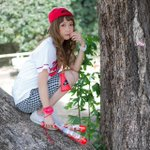 "RT @fashionsnap: 【明日発売】いま話題の「カープ女子」が写真集に http://t.co/Kis8PKCBjo 田中里奈や木野園子ら""鯉に恋した""美女出演 http://t.co/0VIkWl6JME"