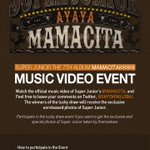 """RT @chumyby: #SuperJunior #MAMACITA Music Video Event on Twitter! The official MV : http://t.co/wiRj6dauuo More info(ENG) : http://t.co/gjsc5MDy7j"""""""